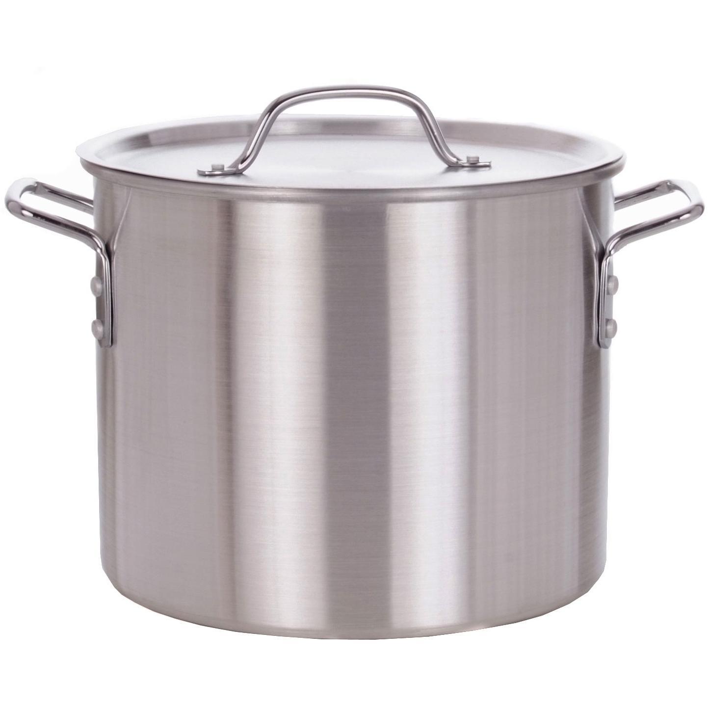 Cajun Cookware Pots 16 Quart Aluminum Stock Pot