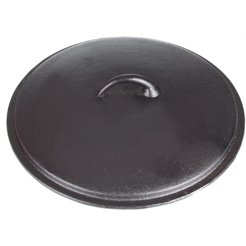 Cajun Cookware Lids 12 Inch Seasoned Cast Iron Skillet Lid