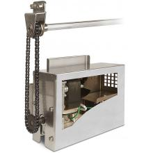 Alfresco ALXE 30-Inch Freestanding Natural Gas Grill On Deluxe Cart With Sear Zone And Rotisserie - ALXE-30SZCD-NG Alfresco Gas Grills ALXE 30-Inch On Deluxe Cart Sear Zone NG Grill - Rotisserie Motor