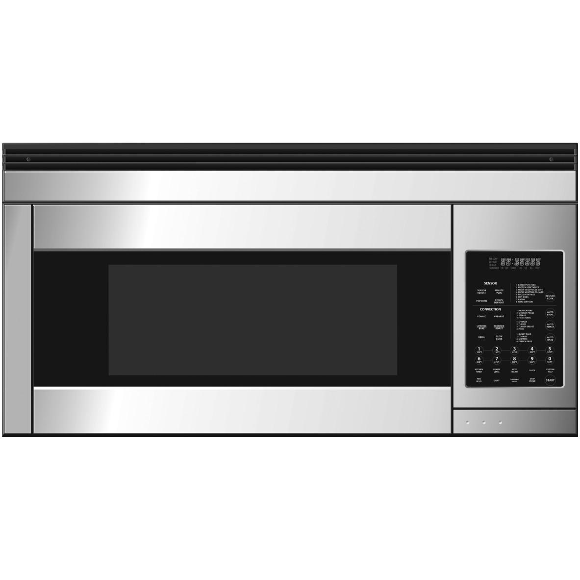 DCS CMOH30SS 30-Inch Over Range Convection Microwave By Fisher Paykel