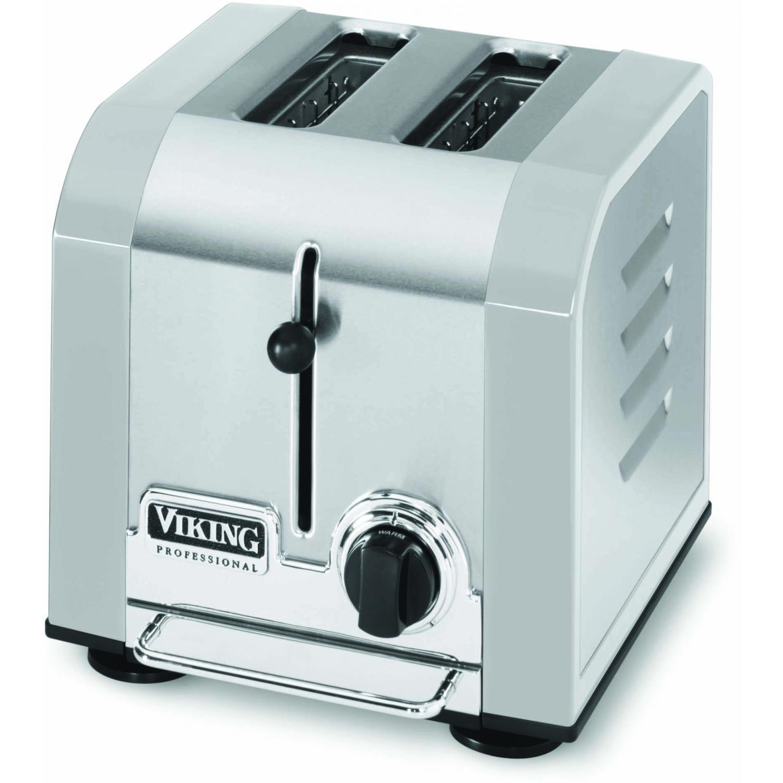 Viking VT201SG Professional 2-Slot Toaster - Stainless Gray
