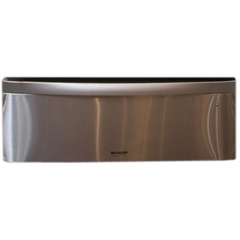 Sharp Insight KB6100NS Warming Drawer, 30 Inches - Stainless Steel