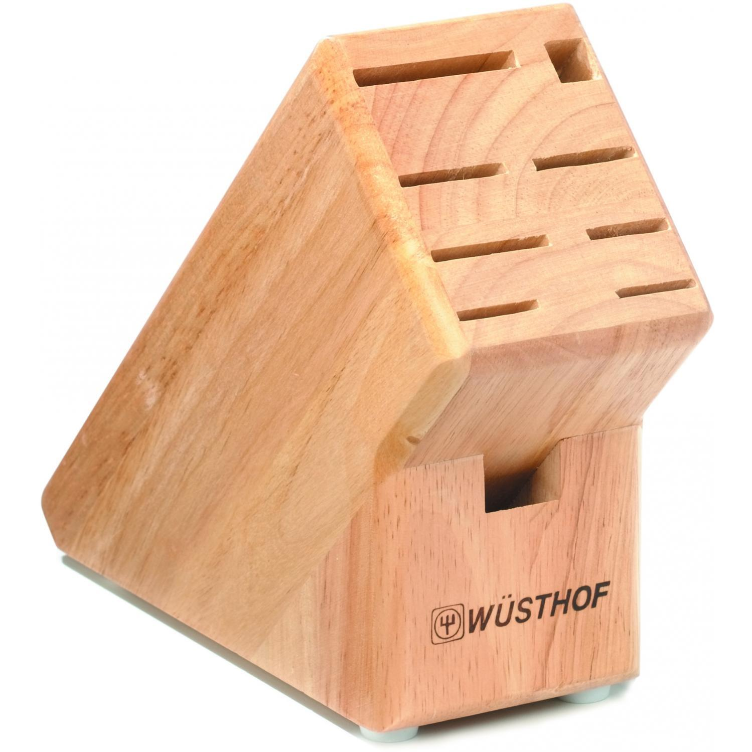 Picture of Wusthof 9-Slot Knife Block - Natural