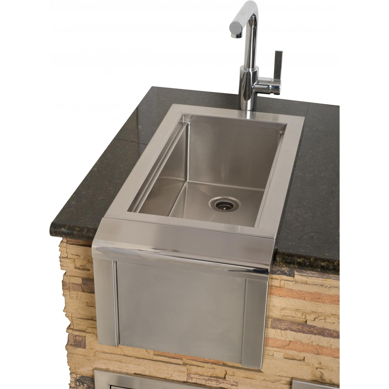 Picture of Alfresco 14-Inch Versa Bartender & Sink System