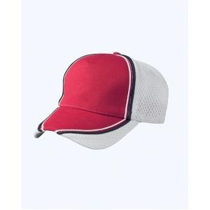 Champion Athletic Mesh Cap - Red/White