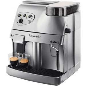 Saeco 04045 Vienna Plus Silver Espresso Machine