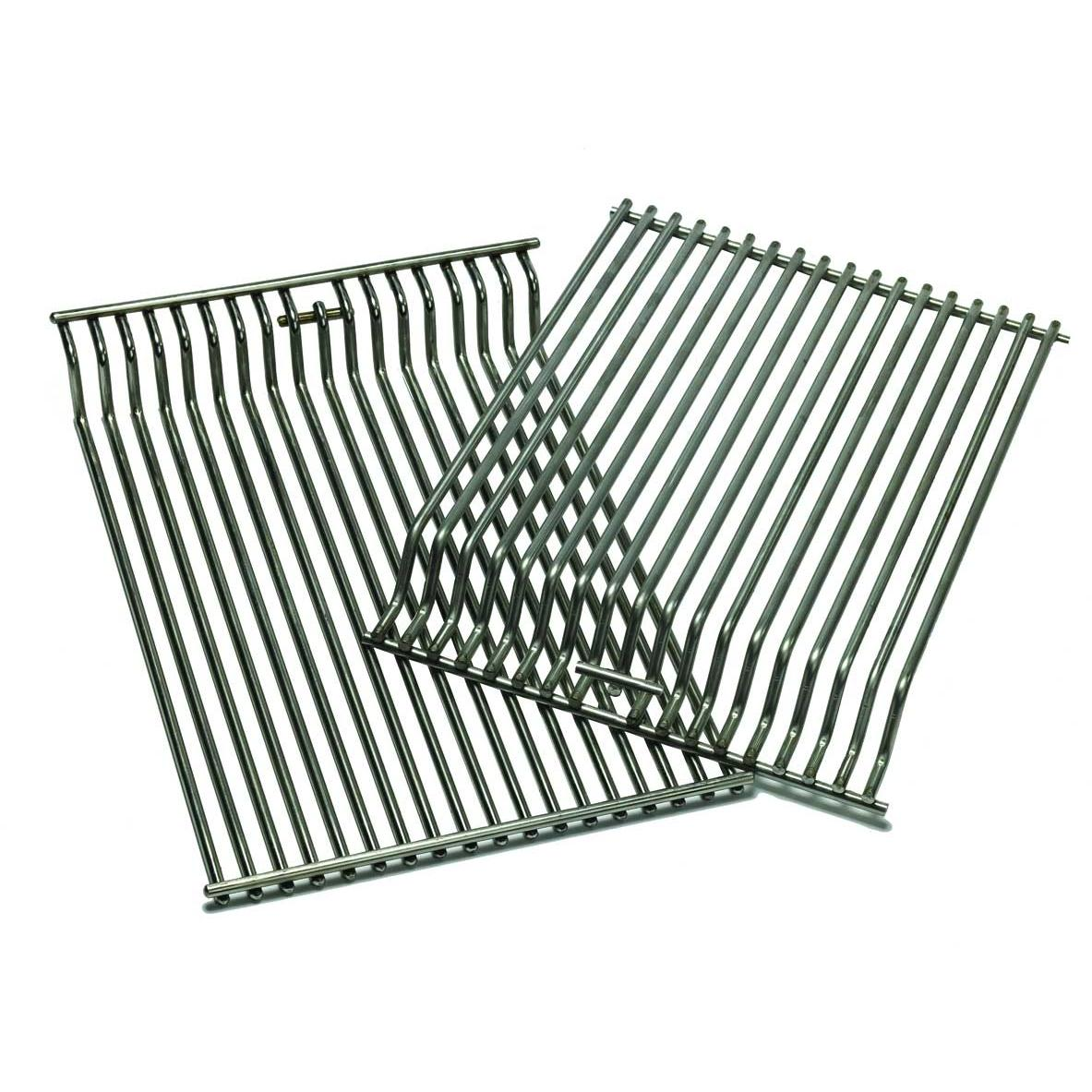 Broilmaster Stainless Steel Rod Cooking Grids For Size 4 Gas Grills (Set Of 2)