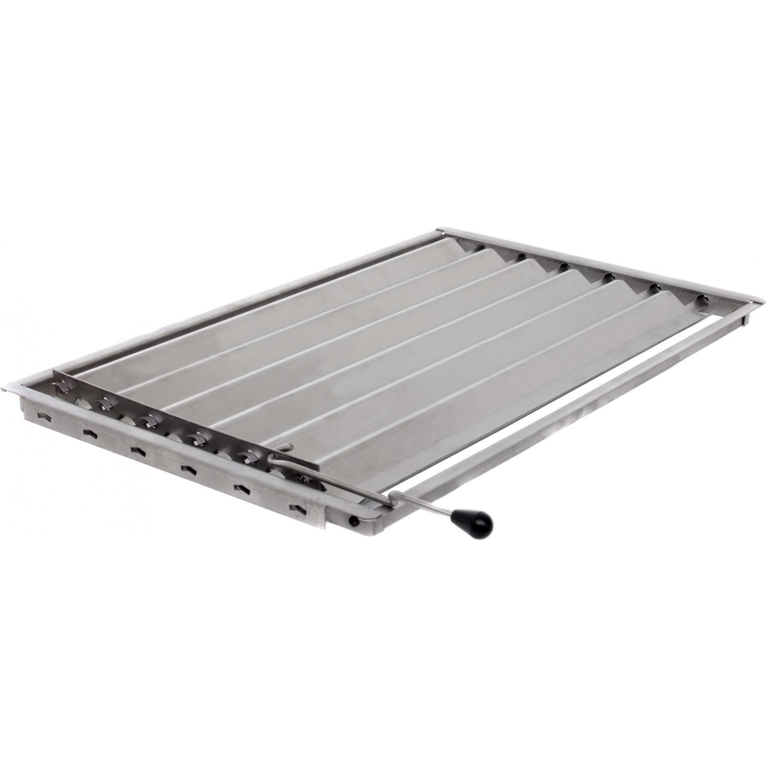 Broilmaster Stainless Steel Smoker Shutter For P3X And P3XF Series Grills