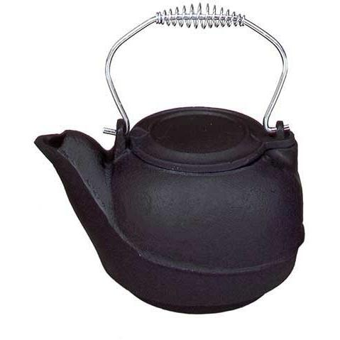 UniFlame 5 Qt. Cast Iron Humidifier With Chrome Handle