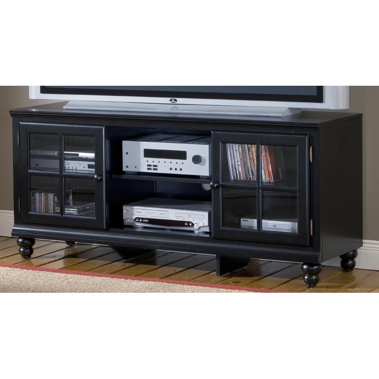 Hillsdale Grand Bay Entertainment Console 61 White - 6122-880W