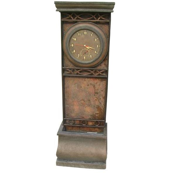 Bond Manufacturing Clock Water Fountain