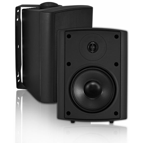 Picture of OSD Audio 5 1/4 Inch Outdoor Patio Speakers - Black