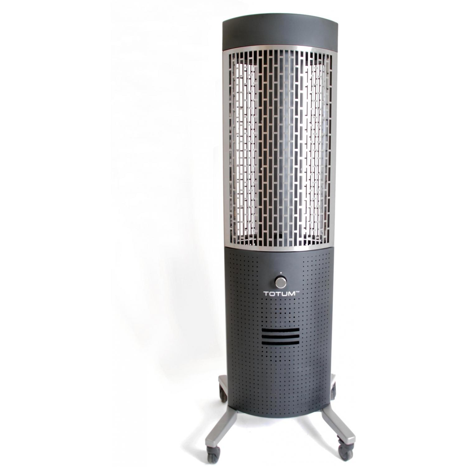 Barbeques Galore Totum H 35,000 BTU Propane Gas Outdoor Patio Heater