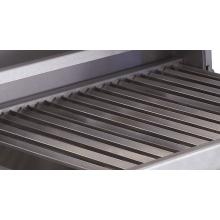 Solaire 42 Inch Built-In InfraVection Propane Gas Grill With Rotisserie - SOL-AGBQ-42VV-LP V-Shaped Grill Grid