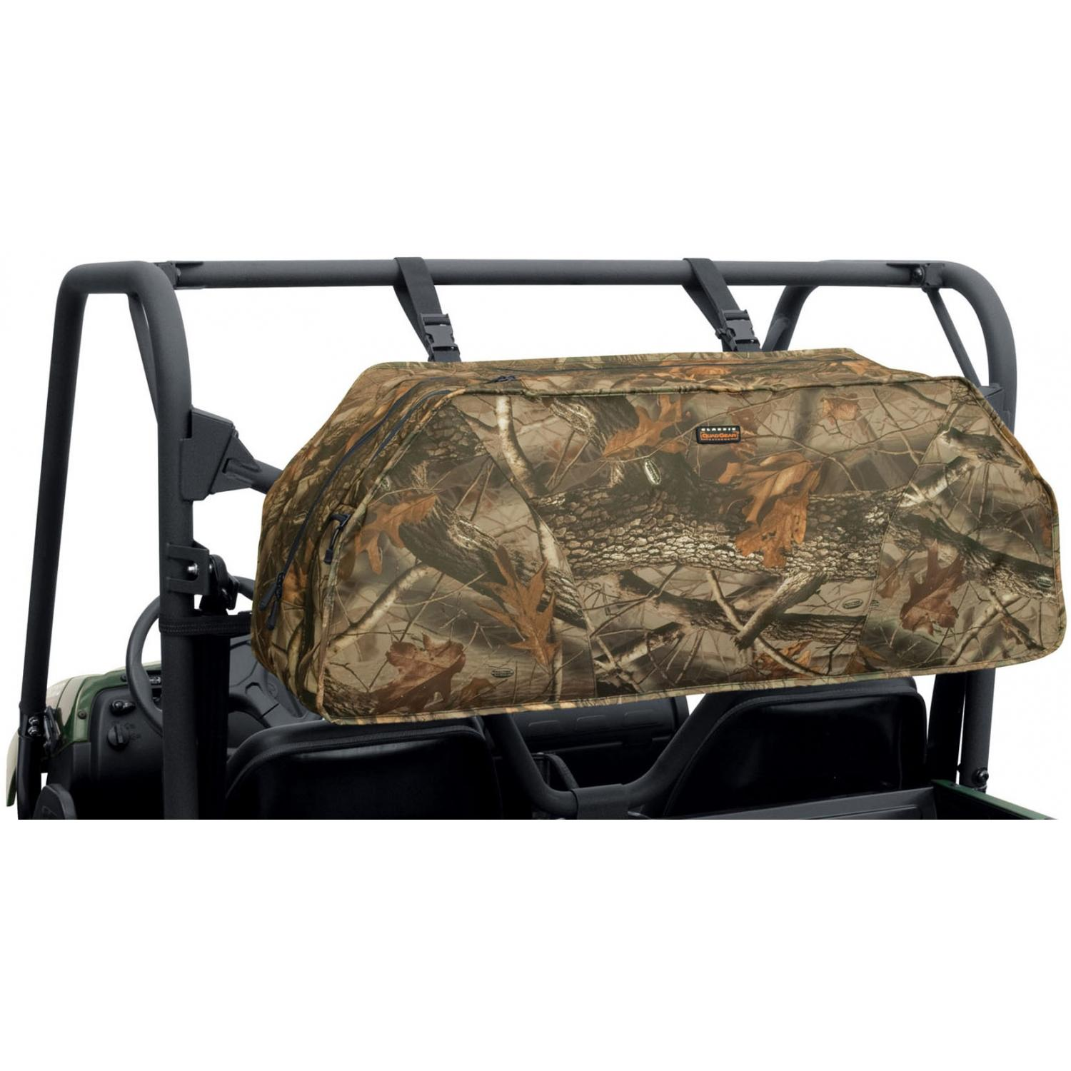 Classic Accessories QuadGear UTV Double Bow Case - Realtree Hardwoods Camo thumbnail