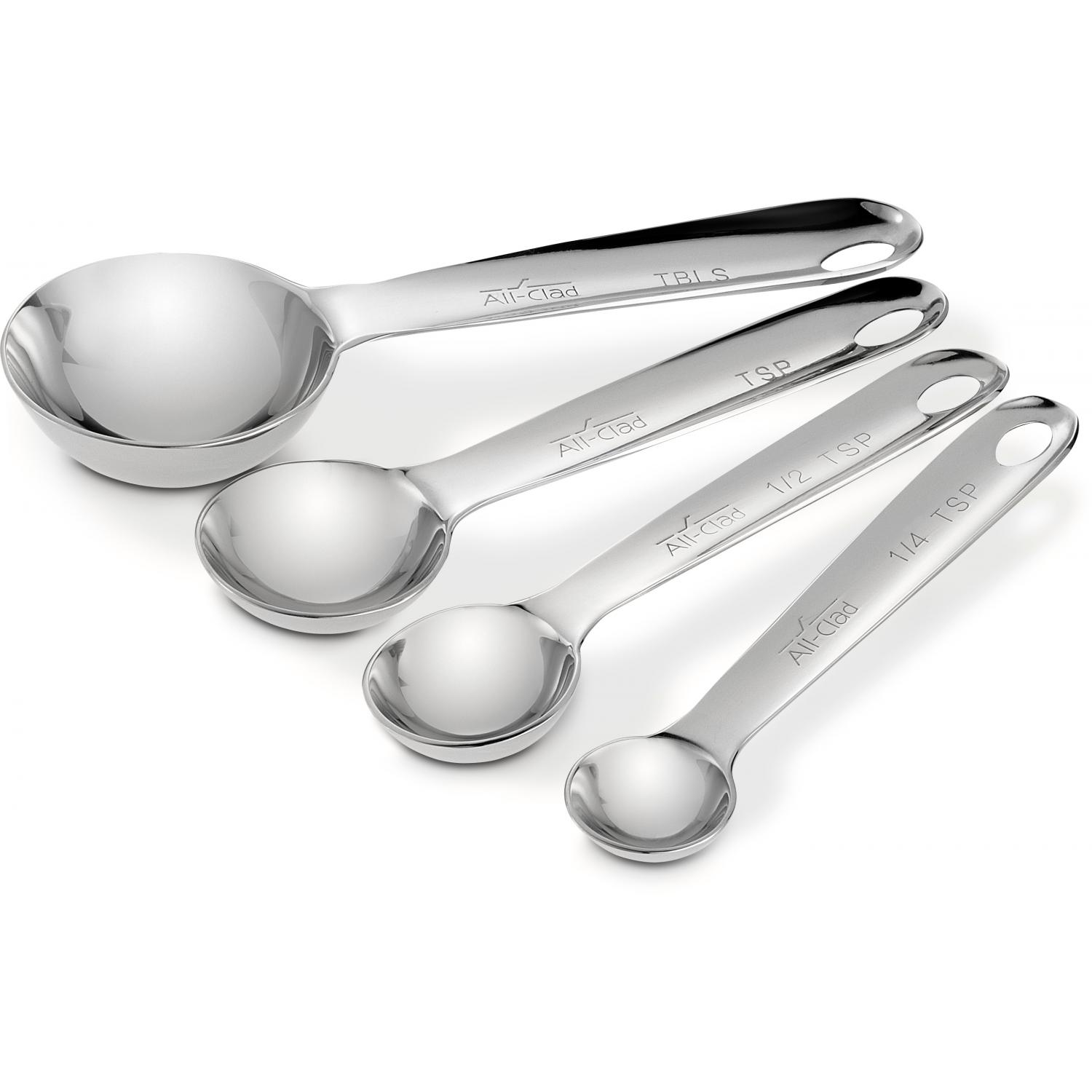 Picture of All-Clad Stainless Measuring Spoon Set