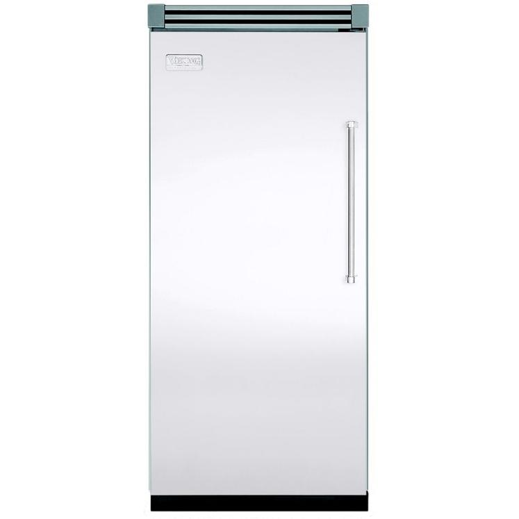 Viking VCFB536L 19.1 Cu. Ft. Capacity Professional Series Built In Left Hinge Freezer - White