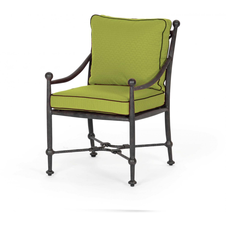 Caluco Origin Aluminum Dining Arm Chair