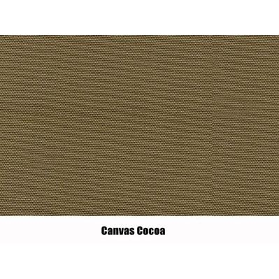 North Cape Canvas Cocoa - Melrose