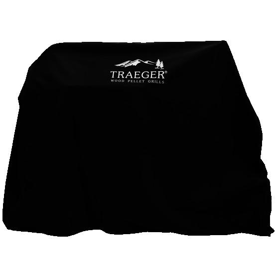 Traeger Full Length Grill Cover For Lil Pig Pellet Grill On Cart