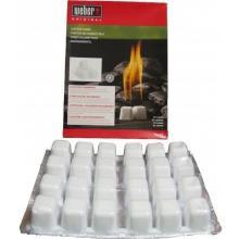 Weber 7417 Fire Starter Cubes - 24 Pack Weber 7417 Lighter Cubes