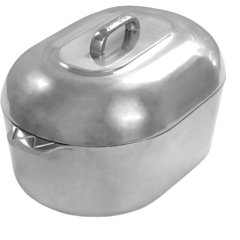 Picture of Cajun Cookware Roasters 15 Inch Aluminum Oval Roaster