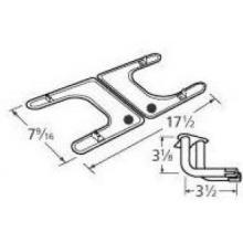 Stainless Steel H Twin, Forward, 3 Inch Offset Burner 19102-79102