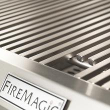 Fire Magic Echelon Diamond E1060i 48-Inch Built-In Propane Gas Grill W/ Analog Thermometer - E1060i-4EAP Fire Magic Echelon Diamond E1060i A Series Built-in Grill - Stainless Steel Cooking Grids