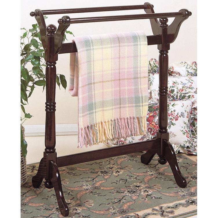 Powell Furniture - Heirloom Cherry Blanket Rack - 441Z