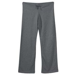 Bella Ladies Straight Leg Sweatpants XL - Deep Heather