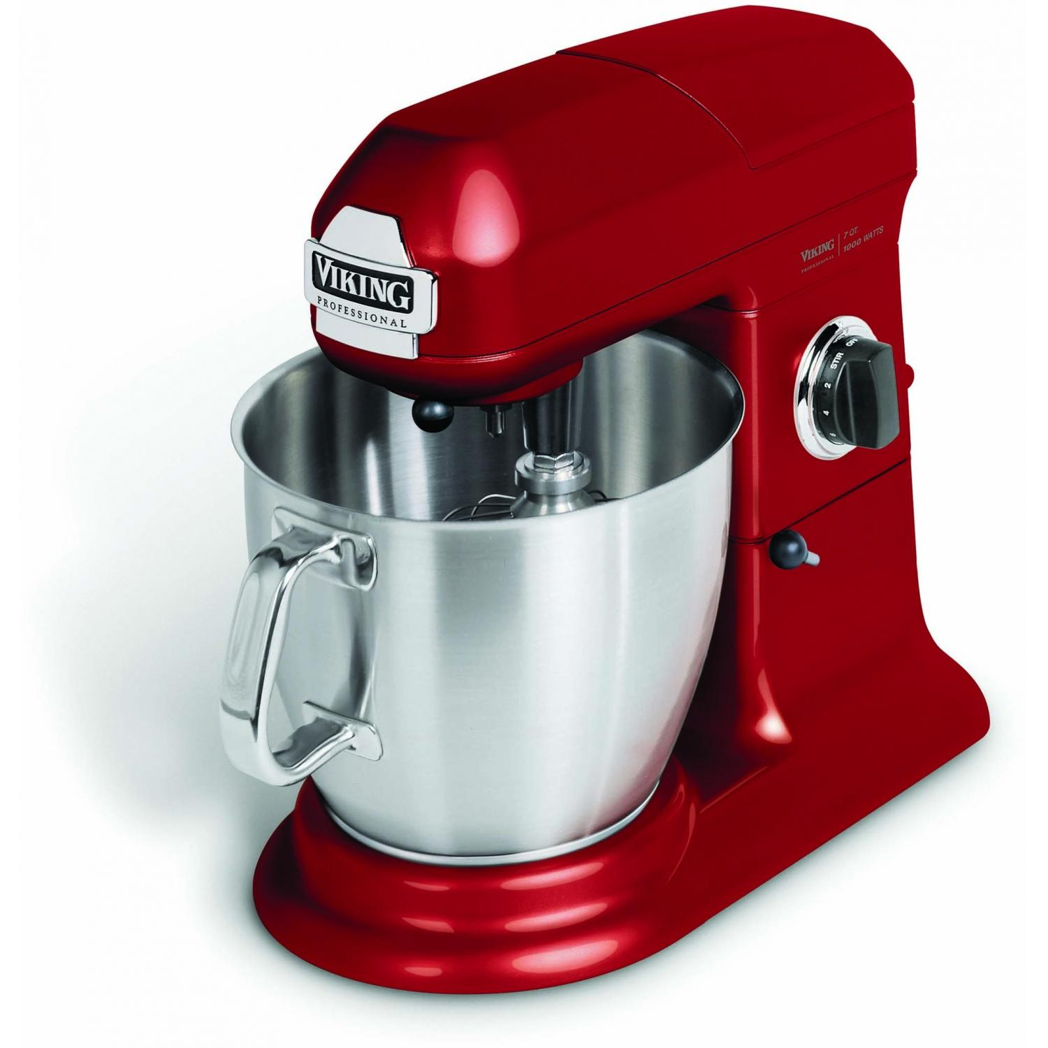 Viking VSM700BR Professional 7-Quart Stand Mixer - Bright Red