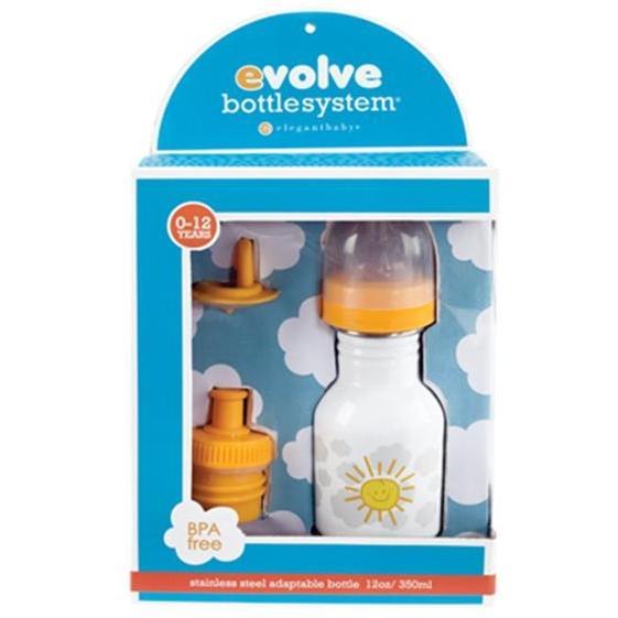 Elegant Baby Evolve Transitional Bottle System