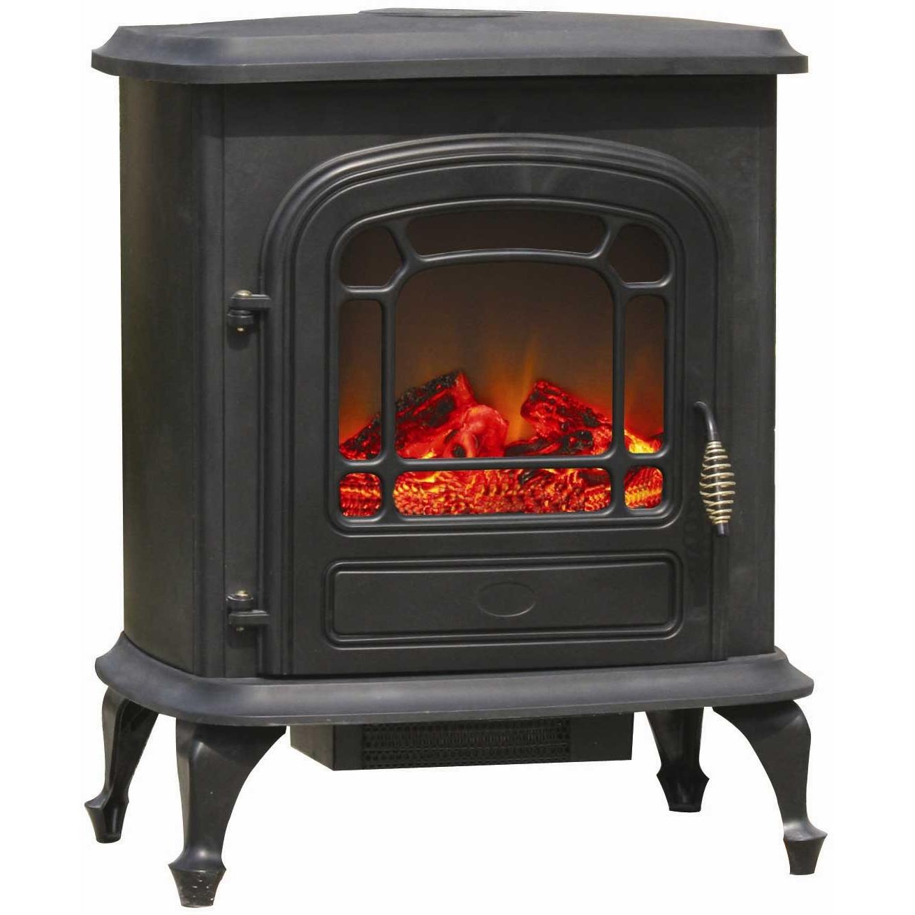 Fire Sense 1350 Watt Electric Stove Fireplace