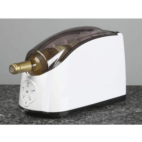 Cooper HC01.A  Single Bottle Countertop Wine Cooler - White