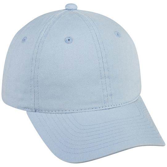 Outdoor Cap Ladies Organic Cotton Cap - Lt.Blue