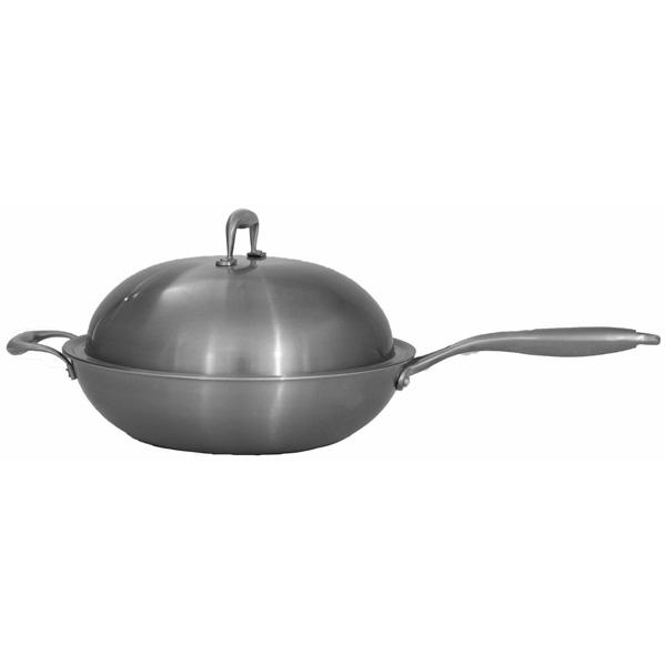 Picture of Coyote Stainless Steel Wok For Power Burners