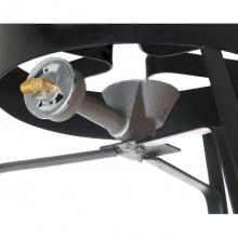 Cajun Cookware High Pressure Propane Gas Burner - GL571 Cajun Cookware High Pressure Propane Gas Burner - Under Valve