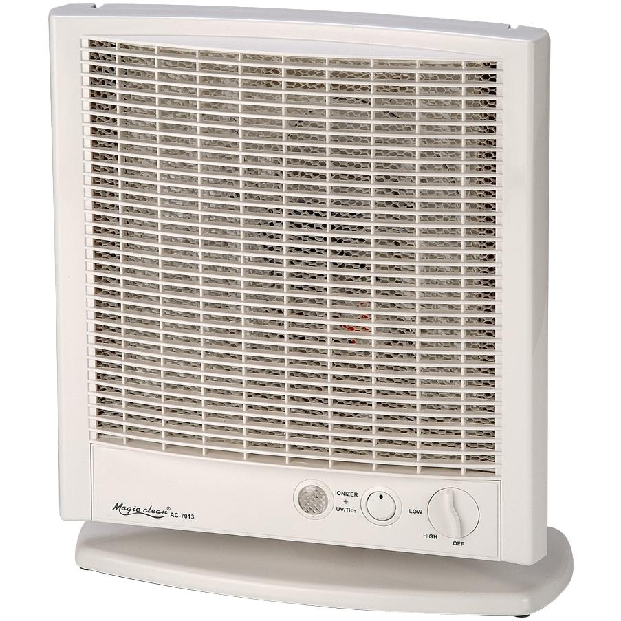 Sunpentown Air Purifier Photo-Catalytic Air Cleaner With Ionizer - AC-7013