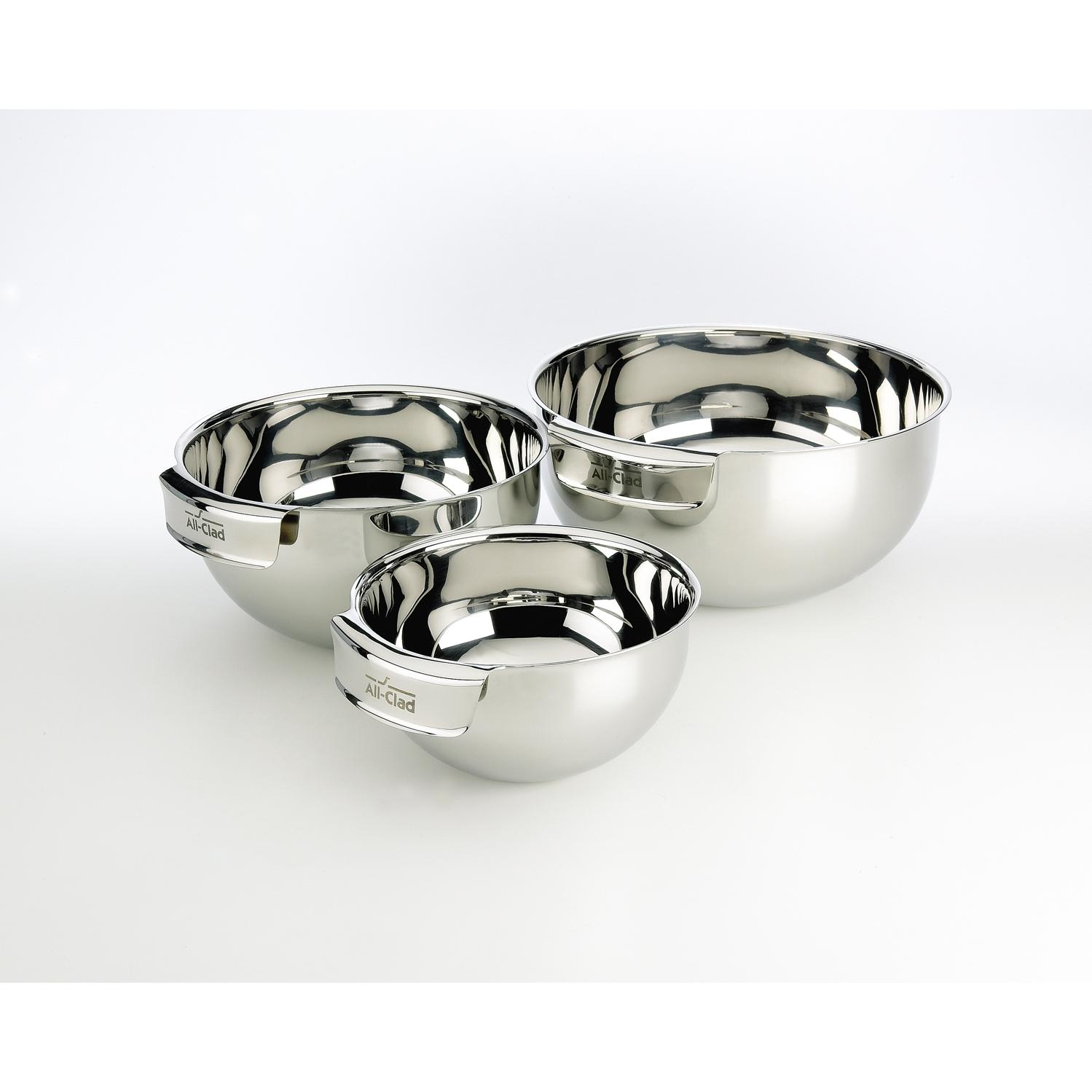 All-Clad Stainless Mixing Bowl Set