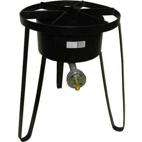 Cajun Cookware Burner On Stand 1 Burner High Pressure Gas Burner