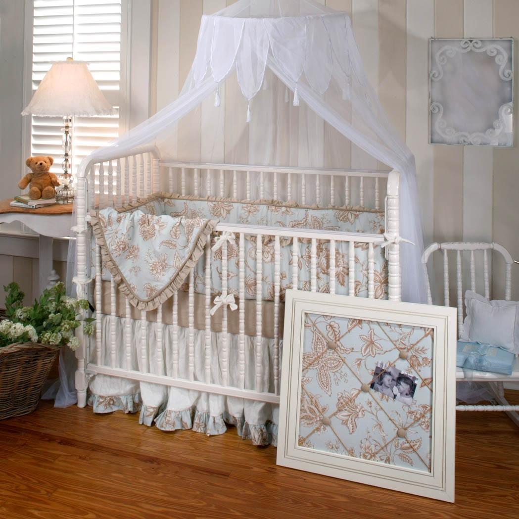 New Arrivals Crib Bumper - Gypsy Baby