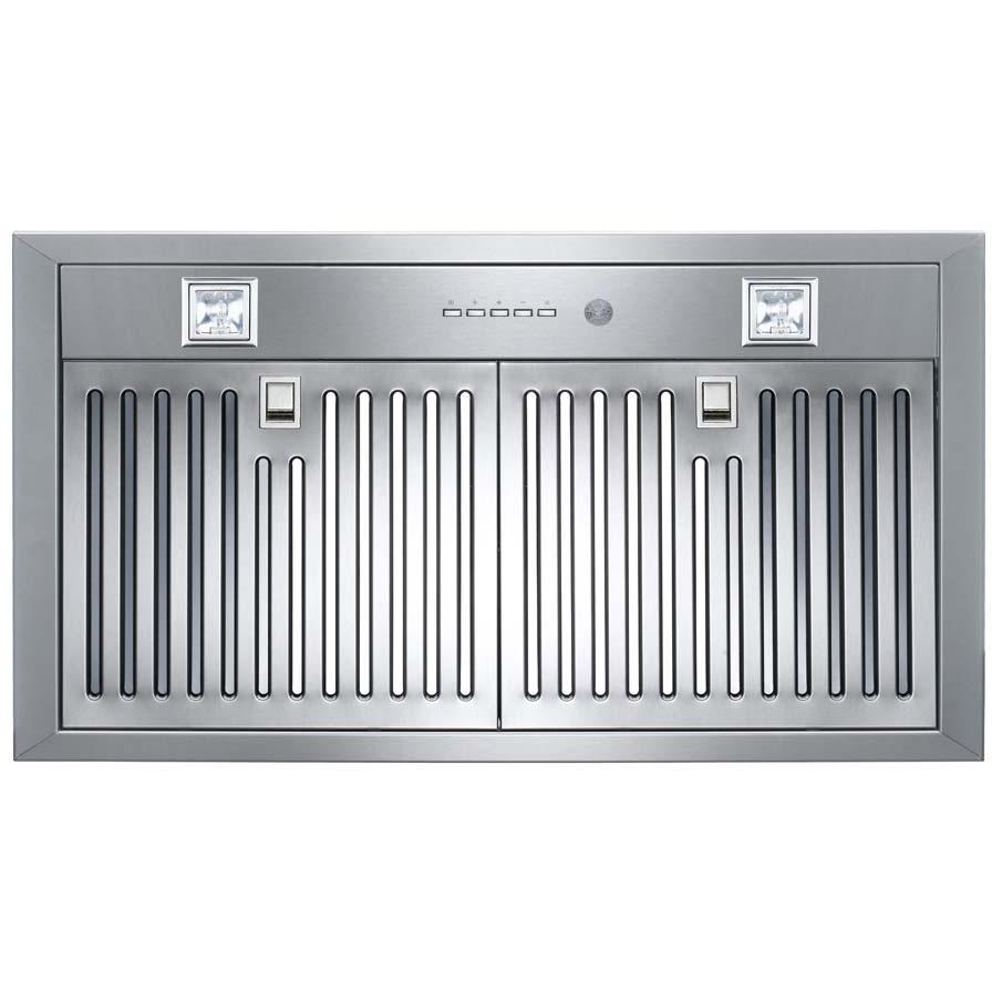 Bertazzoni Hood Inserts 30 Inch Stainless Steel Hood Insert - KIN30PROX - Professional Series