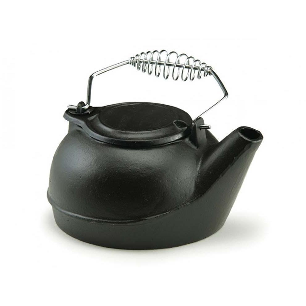 Picture of Vogelzang 3-Quart Cast Iron Tea Kettle - TK-02