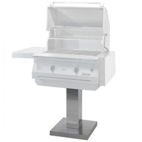 Solaire Bolt Down Post Base For 27 Inch Model 27GXL Deluxe Gas Grills - SOL-BDP-27XL