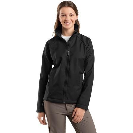 Columbia Ladies Valencia Peak Soft Shell Jacket XL - Black