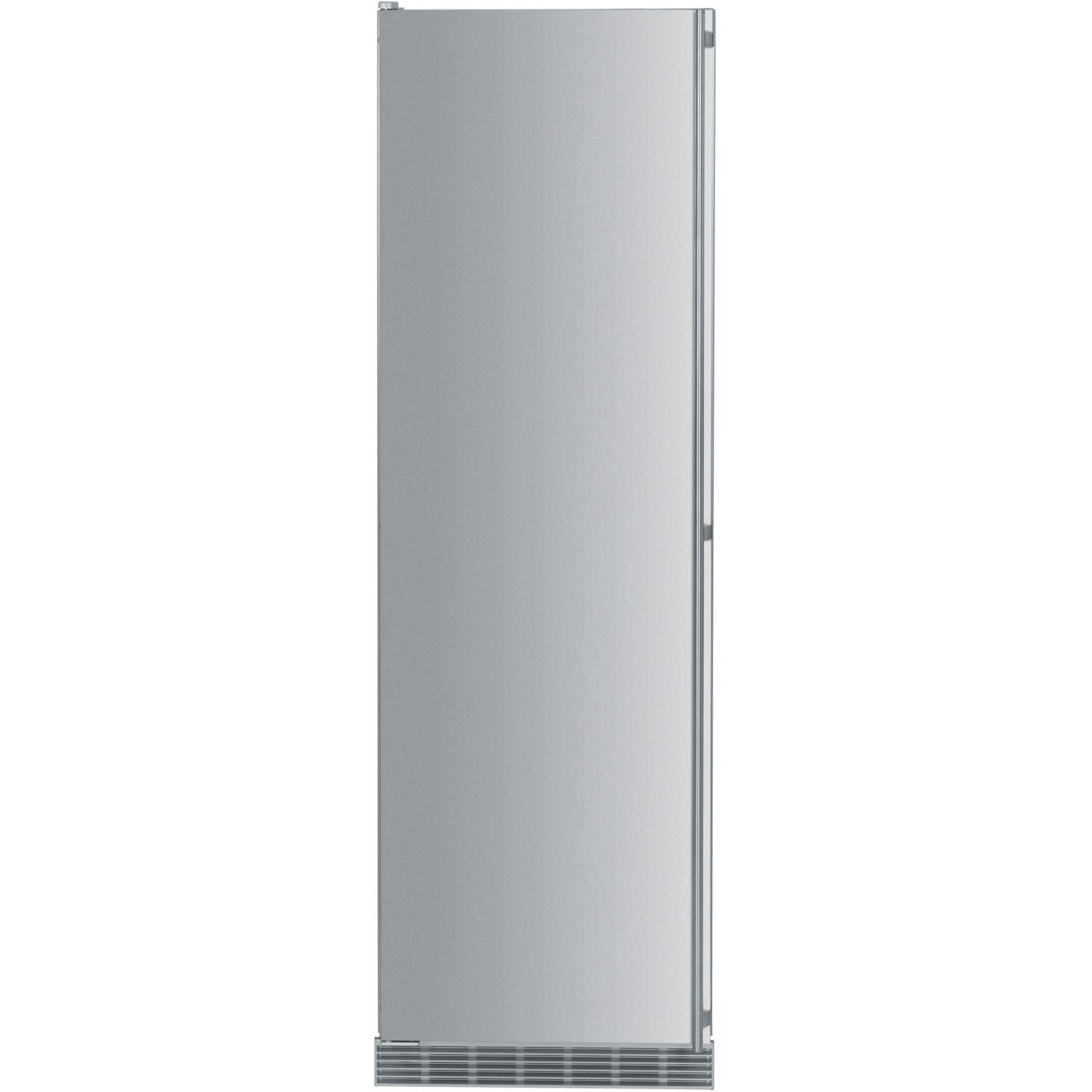 Liebherr F-1051 9.4 Cu. Ft. Capacity Built-In Freezer With Ice Maker - Stainless Steel