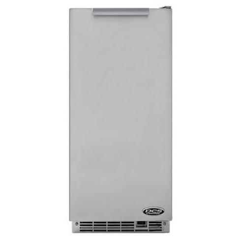 DCS RF15I Built-In Outdoor Ice Maker - Stainless Steel