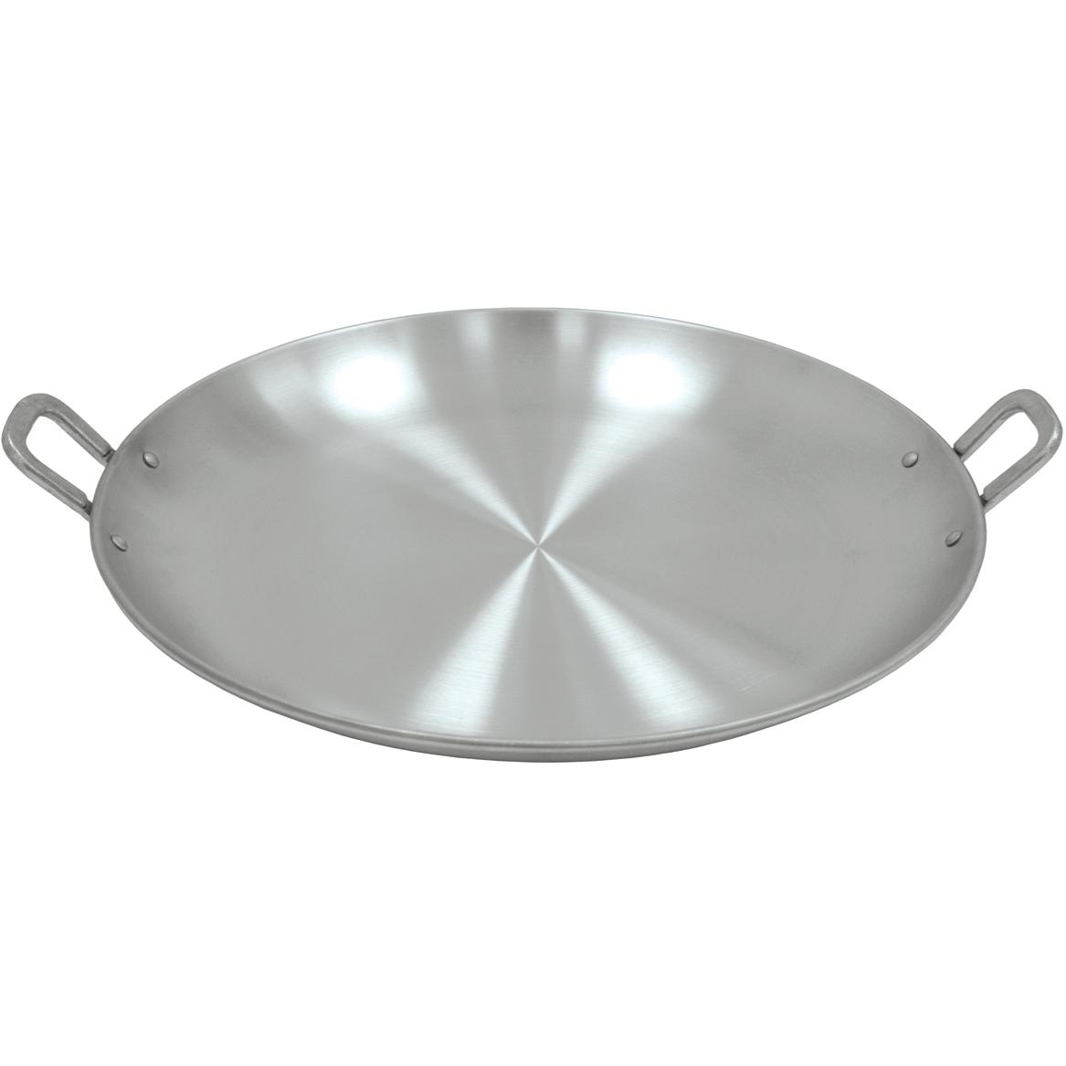 Bayou Classic Pans 16 Inch Aluminum Paella Pan