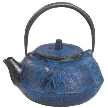Old Dutch Purity Teapot - Blue