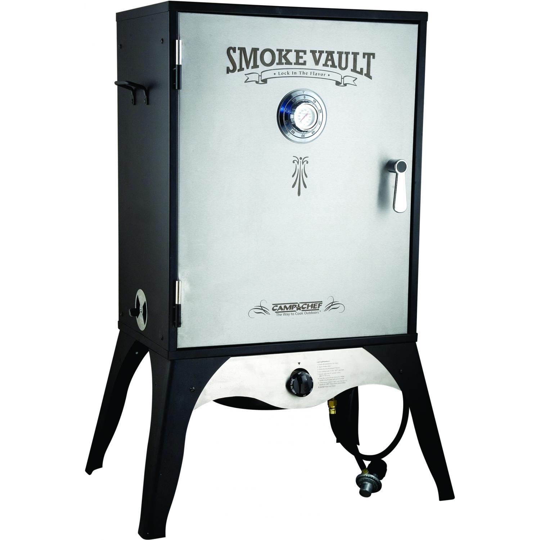 Camp Chef 24-Inch Smoke Vault Propane Gas Smoker